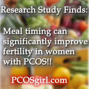 PCOS Fertility improvement