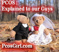PCOS Girlfriend- Understanding your Girlfriend's PCOS