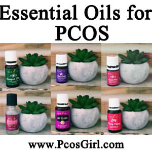 Essential Oils for PCOS - PCOSGirl.com